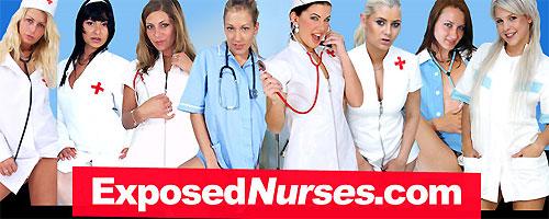 ExposedNurses.com Nurse Uniform Site Launched!